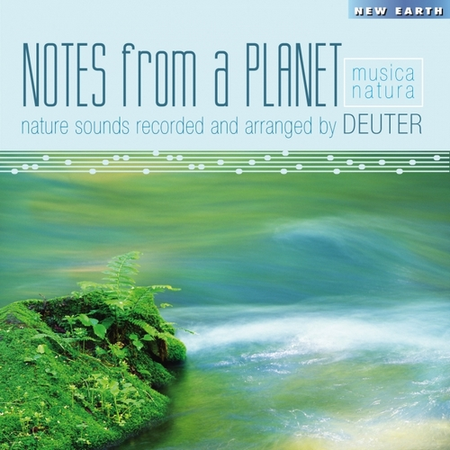 Notes from a Planet (2009) by Deuter
