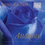 Embrosia by Peter Kater