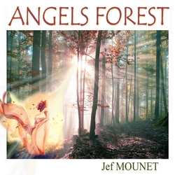 Angels Forest by Jef Mounet