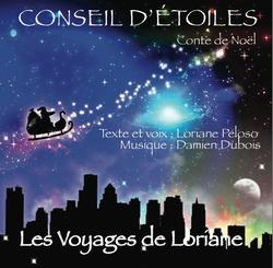 Conseil d'Etoiles,conte de Noël de Les Voyages de Loriane