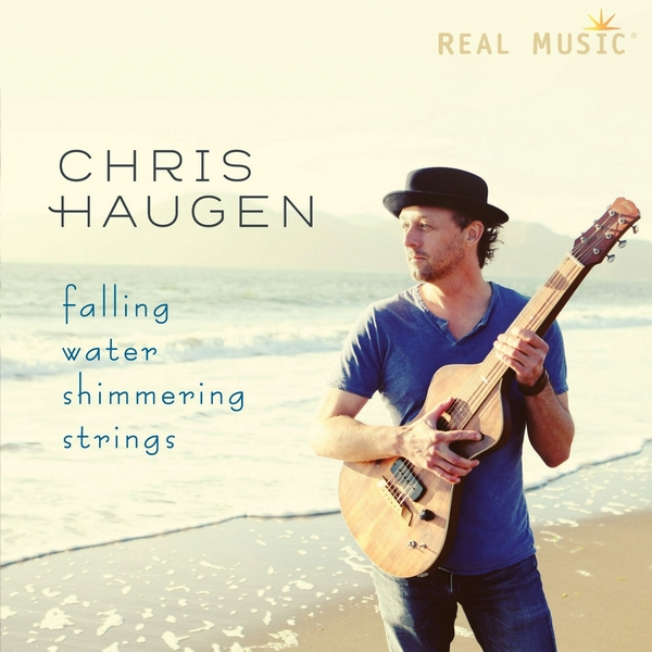 Falling Water Shimmering Strings de Chris HAUGEN