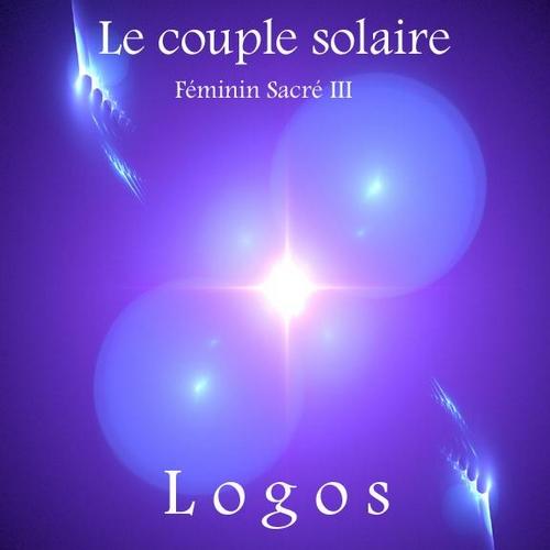 Le Couple Solaire - Féminin Sacré III by Stephen Sicard alias Logos
