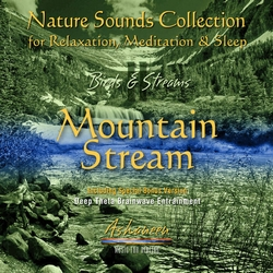 Mountain Stream by Ashaneen