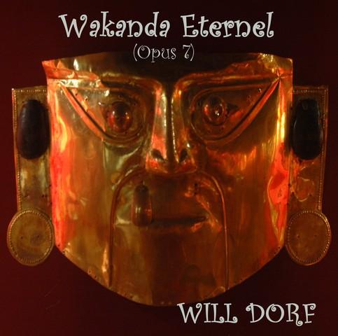 Opus 7 – Wakanda Eternel de WILL DORF