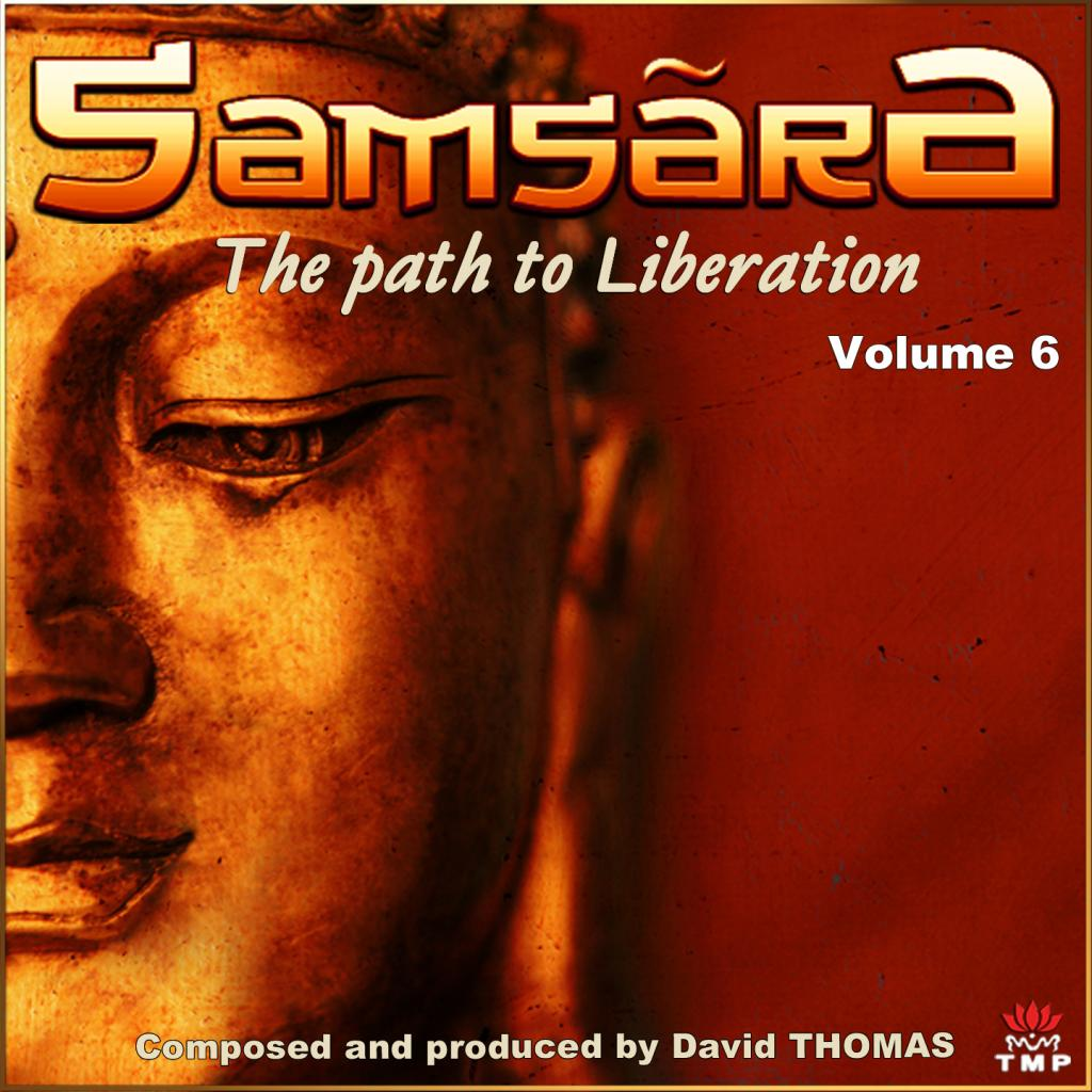 SAMSÃRA-The Path to Liberation-volume 6 (15 août 2013) by David THOMAS