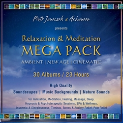 Relaxation & Meditation Mega Pack by Ashaneen