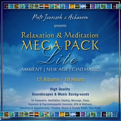 Relaxation & Meditation Mega Pack Lite by Ashaneen