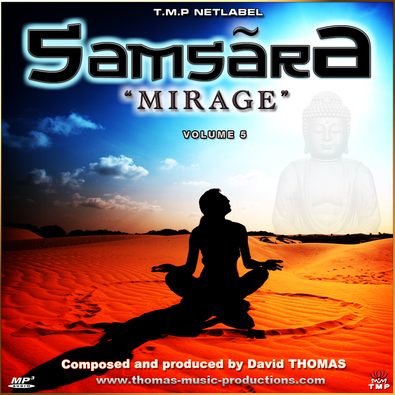SAMSARA Mirage Volume 5 (mai 2013) by David THOMAS