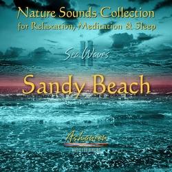 Sandy Beach by Ashaneen