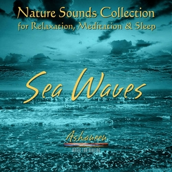 Sea Waves by Ashaneen