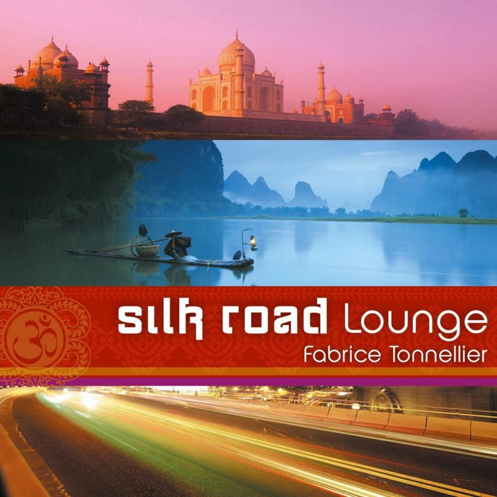 Silk Road Lounge (2012) by Fabrice TONNELLIER