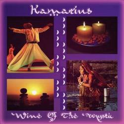 Wine of the Mystic by Kamarius