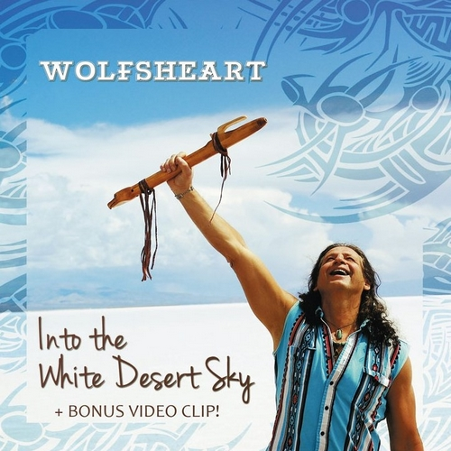 Into The White Desert Sky de Wolfsheart