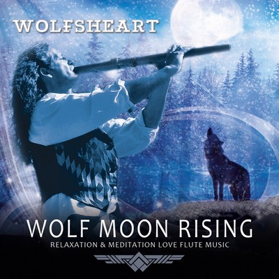 Wolf Moon Rising (2012) by WOLFSHEART