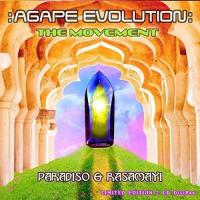 Agape evolution the movement cover 500