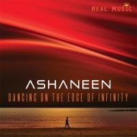 Ashaneen dancing on the edge of eternity cover 500