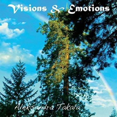 Cd cover of visions emotions 500
