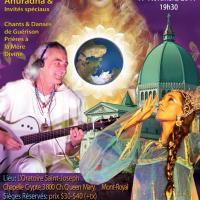 Concert patrick bernard oratoire st joseph 17 11 2017