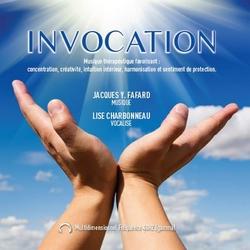 Invocation - Jacques Y.Fafard et Lise Charbonneau
